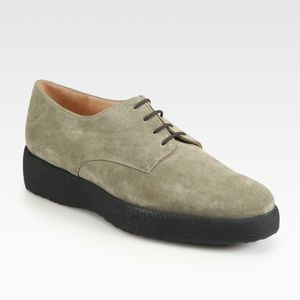 Robert Clergerie platform Oxford